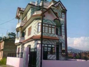 house on sale at Gurjudhara Kathmandu