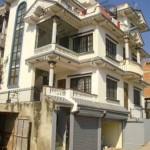 3.5 Storey House on Sale At Aakasedhara, Kapan VDC Kathmandu