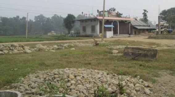 10 Dhur Land For Sale at Dharampur, Nawalparasi