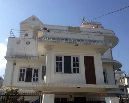 dhapasi house