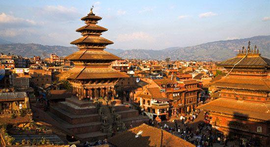 kathmandu city nepal