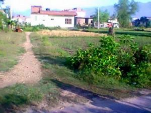 khaireni, devdaha land for sale