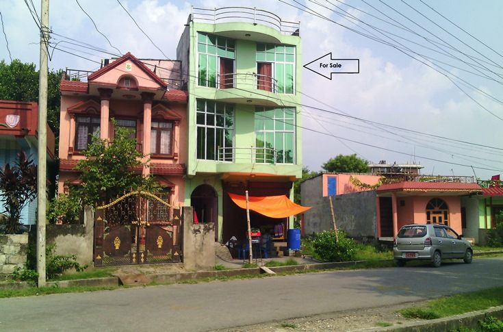 Featured2.5 Storey House For Sale Devi Nagar, Butwal
