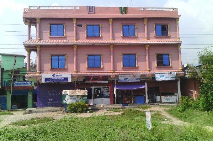 3 Storey Commercial Building For Sale Tamnagar, Butwal