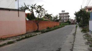 Bhaisepati land