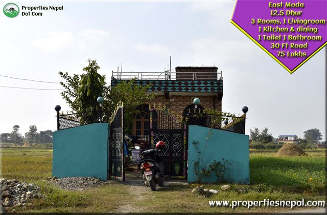 FeaturedDudhrash, Sainamaina, One Storey House For Sale | Rupendehi