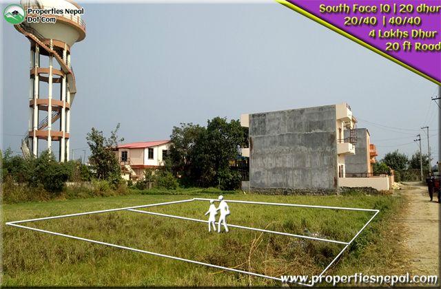 Featured1 Kattha Land For Sale in Manigram-4 N0, Tilottama
