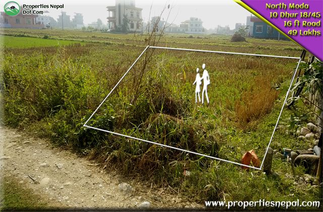 Featured10 Dhur Land on Urgent Sale in Manigram, Tilottama