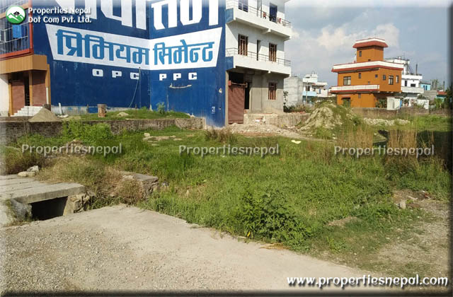 10 Dhur Commercial Land For Sale in Bhalwari, Tilottama