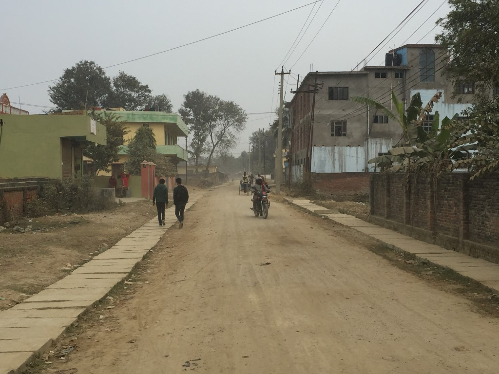 Large Plot available for sale in Banke Gaon