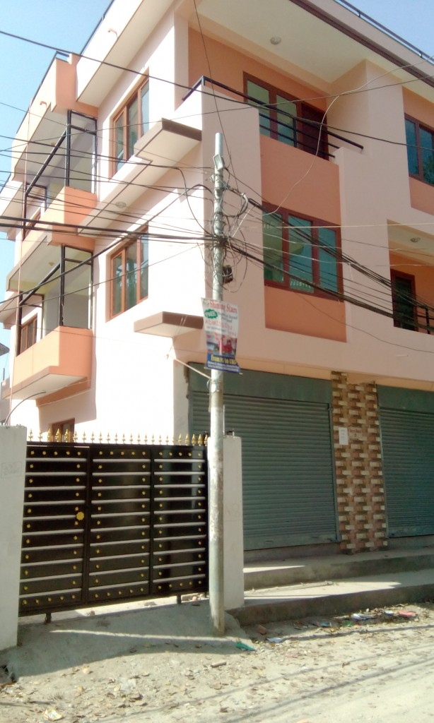 House on rent at koteshower