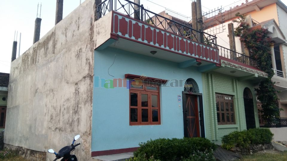 1 Storey House For Sale Devinagar, Butwal